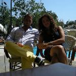 Bordo piscina hotel sant'Agata