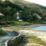 Umngazi - Bungalows next to Lagoon