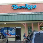 BUNKY'S NOW IN INDIALANTIC,FL