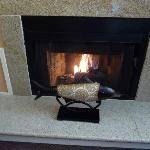 great gas fireplace