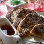 Yummy cinnamon French Toast
