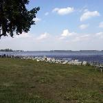 Another view of the Trenton Channel