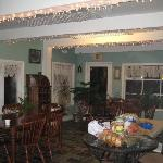 B&B dining area