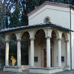 one of the chapel of the Jerusalem of Tuscany
