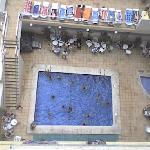 Hotel desde arriba