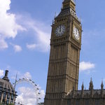 Big Ben y London Eye (20495827)