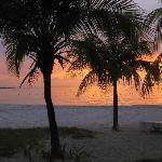 sunset Hotel beach