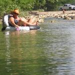 Tubing the Frio