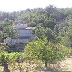 View of Maison Marianel from driveway