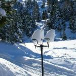 Winterstimmung auf der Turrach