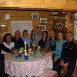 Hüttenzauber in der Sam-Hütte