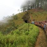 Mit dem Zug von Kandy ins Bergland, einer der schönsten Zugstrecken Asiens