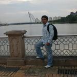 Kuala Lumpur, Malaysia: putrajaya bridge in background