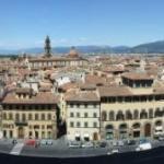 View from Palazzo Pitti