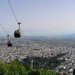 Ciudad de Salta desde el del cerro de San Bernardo