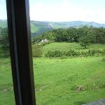 View from Catbells en-suite room