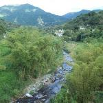 Vista del Rio Coabey desde El Tablado