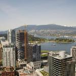 Vancouver from the observation tower.
