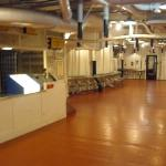 Battleship USS ALABAMA ภาพถ่าย