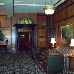 The Brown Palace Hotel in Denver, Co