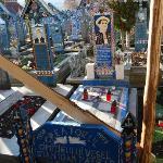 Romania,Sapanta,Merry Cemetery