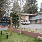 the Blue lake inn where we stayed