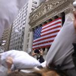 New York Stock Exchange ภาพถ่าย