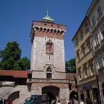 brama Floriańska (Florianstor)