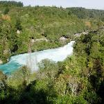 Huka Falls, near Taupo, North Island