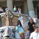 Gaudi House Museum ภาพถ่าย