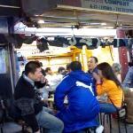 Ueno food stall