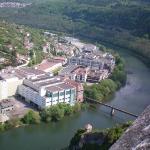 Ancienne zone industrielle de Besançon