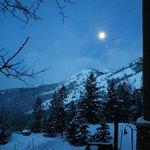 Sunrise in Jackson Hole, Wyoming