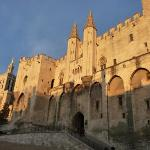 Pope's Palace (Palais des Papes) ภาพถ่าย