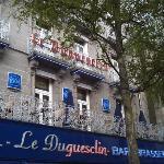 My favourite restaurant!(The restaurant is upstairs!)