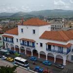 Rathaus -Santiago de Cuba / Cuba