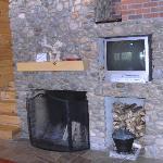 "Fireplace ""Eagles Nest"""