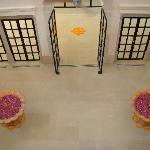 Amanbagh flowers