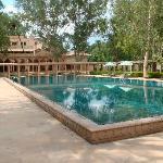 Amanbagh main pool