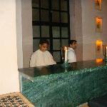 Amanbagh's world class bar men