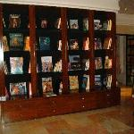 Amanbagh library