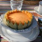 Melon smoothie mmmmm