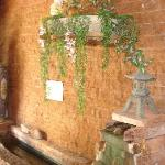 Fontaine entrée