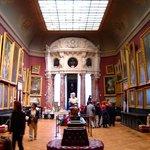 La halle des peintures