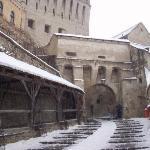 Sighisoara - birthplace of Vlad Dracul