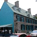Quebec City is filled with wonderful architecture one finds usually only in Europe