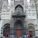 Cathedrale Notre-Dame de Rouen Photo