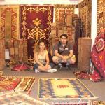 Kusadasi, las mejores alfombras que he visto en mi vida, llevad pasta , no os arrepentireis.
