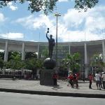 Stade mythique du Maracana, le plus grand du monde...