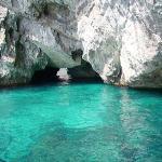 Grüne Grotte Aufnahme